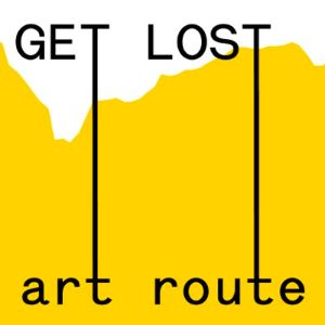 Get lost art route